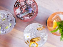 Fire Up The Group Chat, A Pop-Up Gin Garden Is Coming