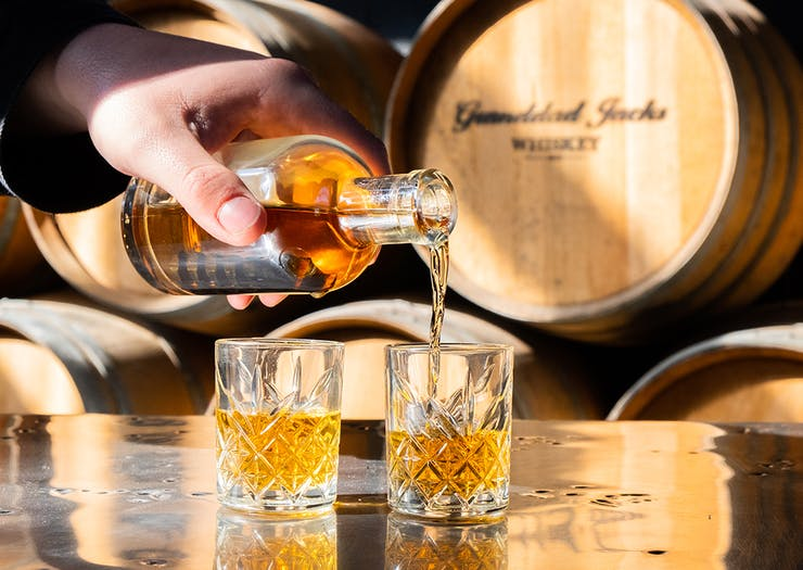 Inside Look | We Checked Out This Rad New Whiskey Distillery On The Coast