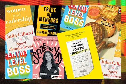 Flick Your Way Through 15 Of The Most Life Changing Career Books