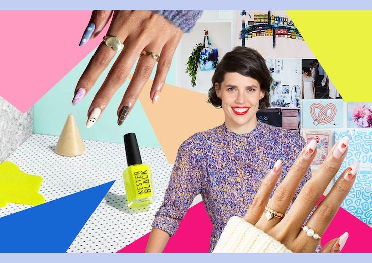 How Kester Black's Anna Ross Created A Sustainable Beauty Empire