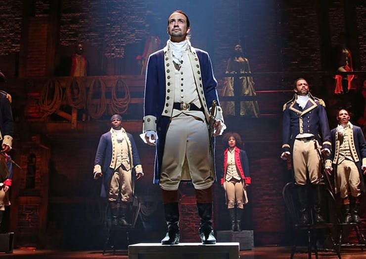 Prepare To Sing Along, Hamilton Is Dropping On Disney+ This Weekend