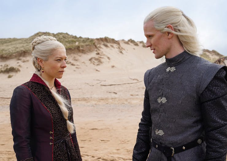 Game Of Thrones Prequel, House Of The Dragon, Just Dropped First-Look Photos From The Set