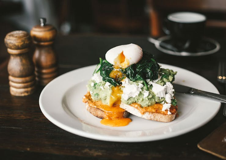 Sydney's best brunch