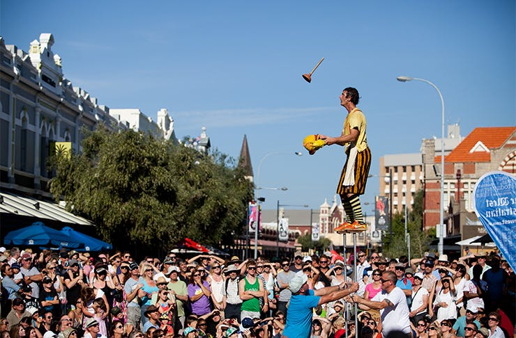 Fremantle Street Arts Festival