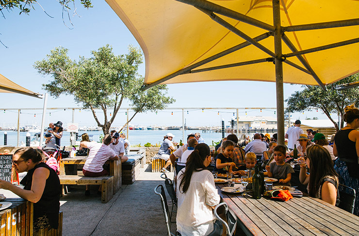 Long Lunch Perth