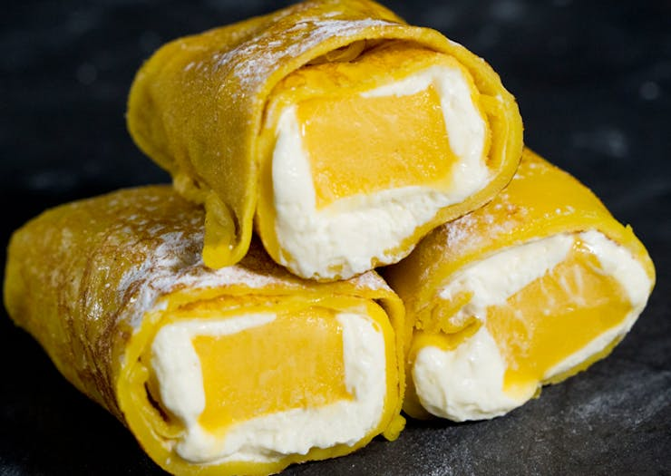 Live Out Your Best Yum Cha Dreams With Messina's New Mango Pancakes