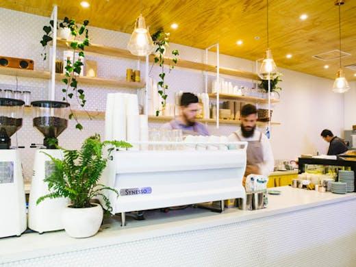 Max & Sons Perth Cafe 140 William