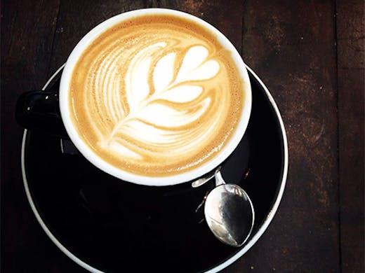 Monogram Caffe, Peppermint Grove