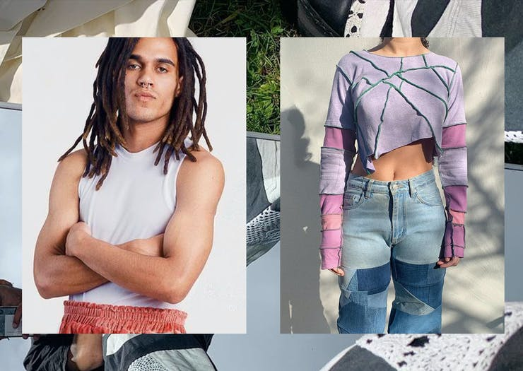 How This TikTok-Famous Designer Is Challenging Sustainable Fashion