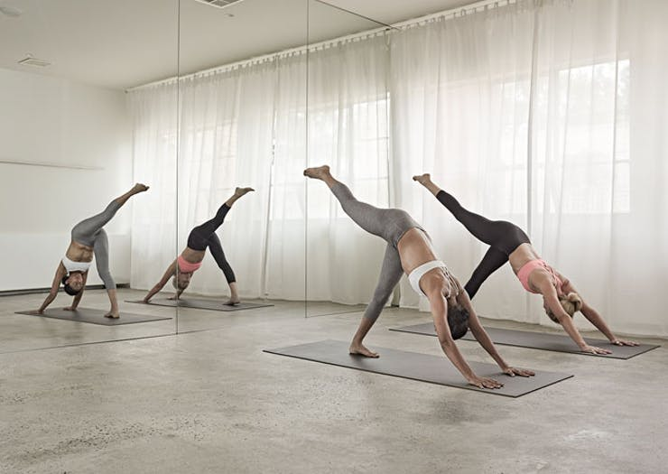 Yoga and Pilates Sydney