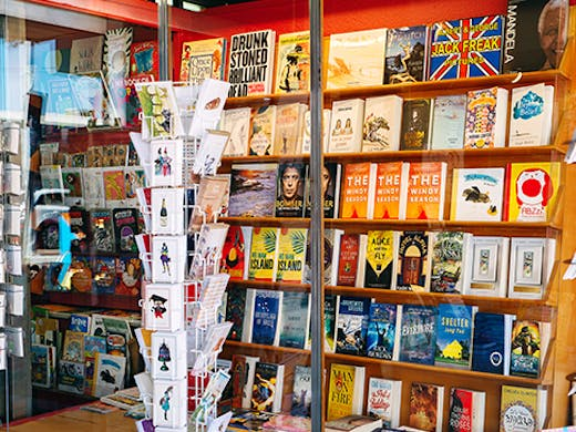 Oxford St Books, Leederville