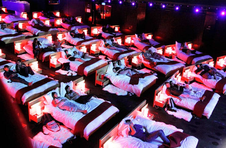 Bed Cinema Sydney