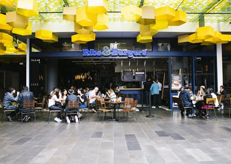 Ribs And Burgers Perth Restaurant 140 William