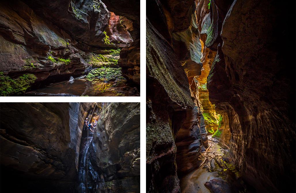 Sydney-caves