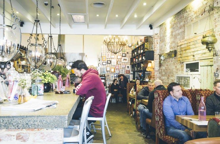 Best cafes Northbridge Perth's best cafe