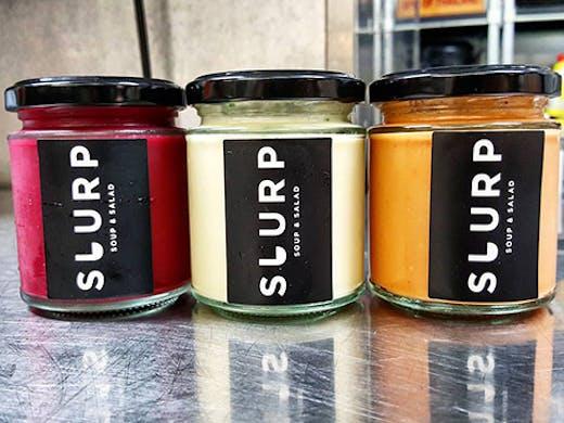 Slurp Soup & Salad Bar, Perth