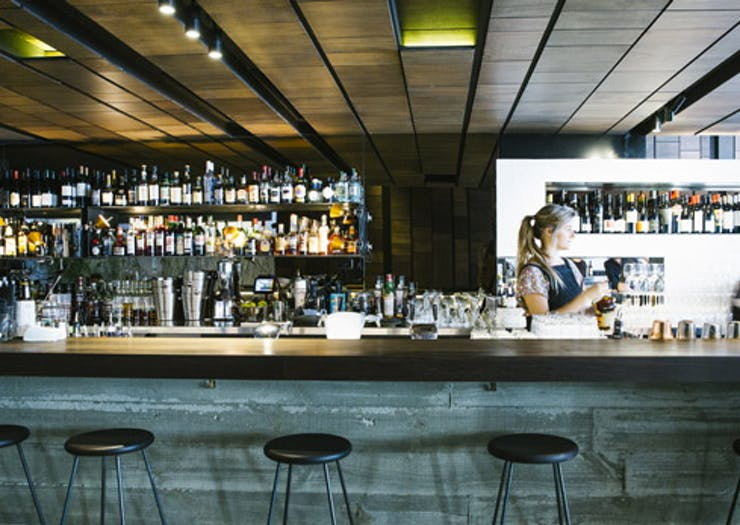 Strange Company Fremantle Perth Bar