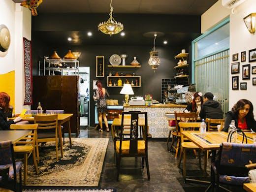 The Edge Of Sahara Northbridge African Restaurant Perth