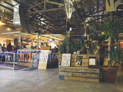 The Mantle Fremantle Perth Restaurant Bar