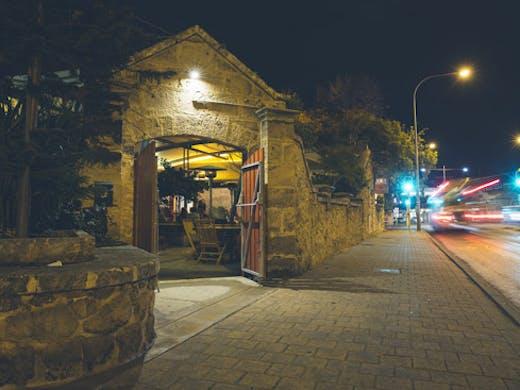 The Norfolk Fremantle Bar Perth