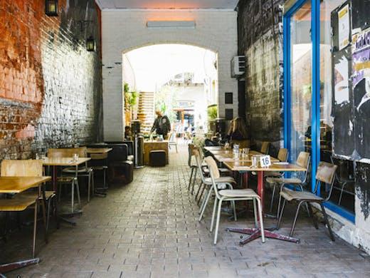 Tiger Tiger Cafe Perth Coffee Laneway
