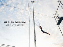 Health Dummy | We Learn To Fly At Trapeze