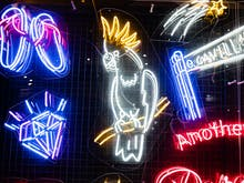 Grab Your Camera, An Instagrammable Neon Wall Is Lighting Up Surfers Paradise