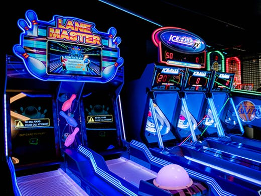 Level up arcade broadbeach