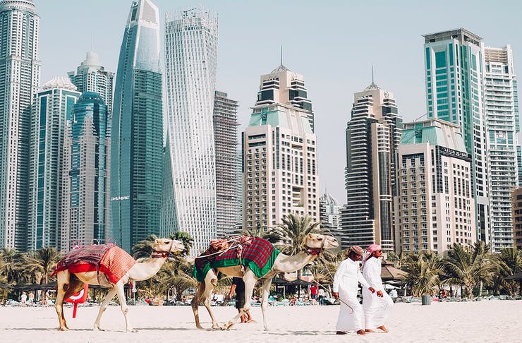 things to do dubai