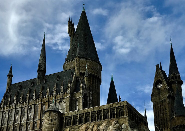Pack Your Bags, You Can Officially Spend Halloween At Hogwarts