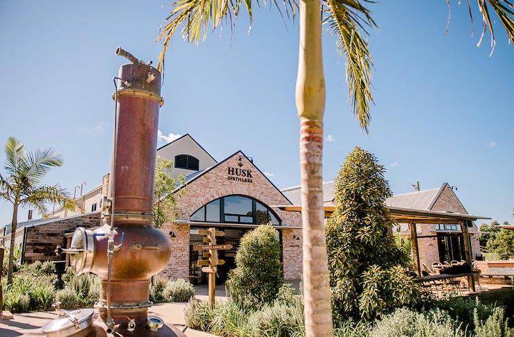 husk distillery
