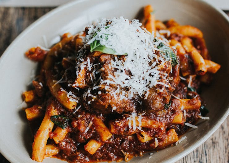 We Know Where You Can Smash Bottomless Pasta Every Single Wednesday
