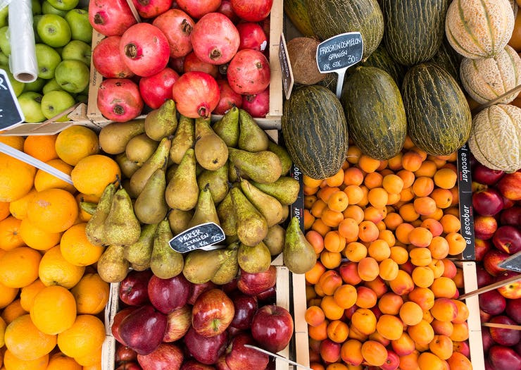 Where To Buy Plastic-Free Fresh Produce On The Coast