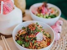 Where To Find 10 Of The Tastiest Pokè Bowls On The Coast