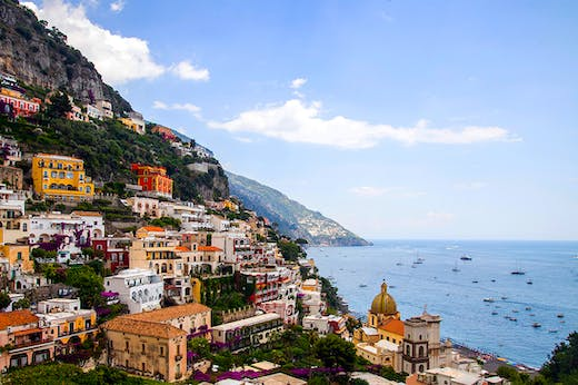 A First-Timer's Guide To The Beautiful Amalfi Coast