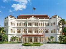 Book Your Flights, Singapore's Most Iconic Hotel Has Finally Reopened