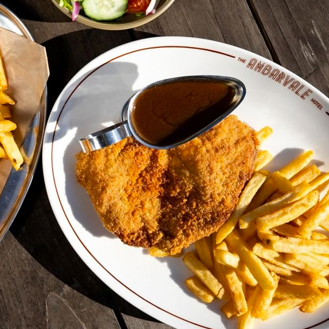Take Yourself On A Schnitzel Safari Here Are 13 Of Sydney S Crunchiest Schnitzels Urban List Sydney