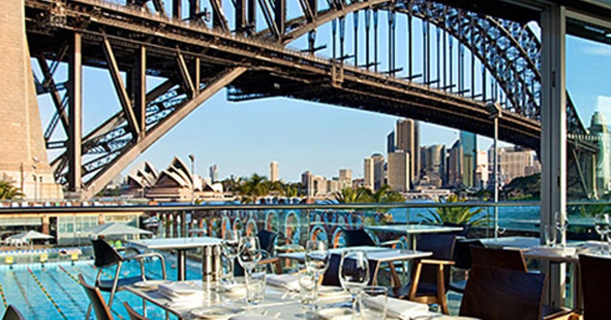 Aqua Dining Urban List Sydney