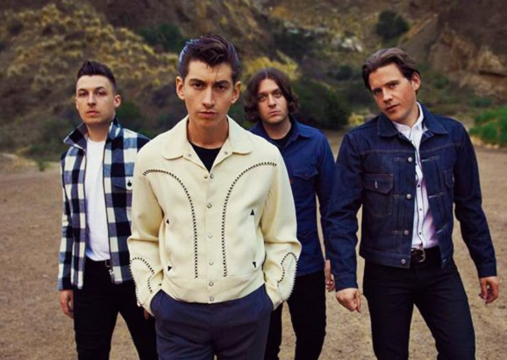 Bring On The Anthems, Arctic Monkeys Is Set To Tour Australia