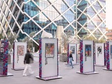 Shop Limited-Edition Art At This Pop-Up Gallery For Refugee Week