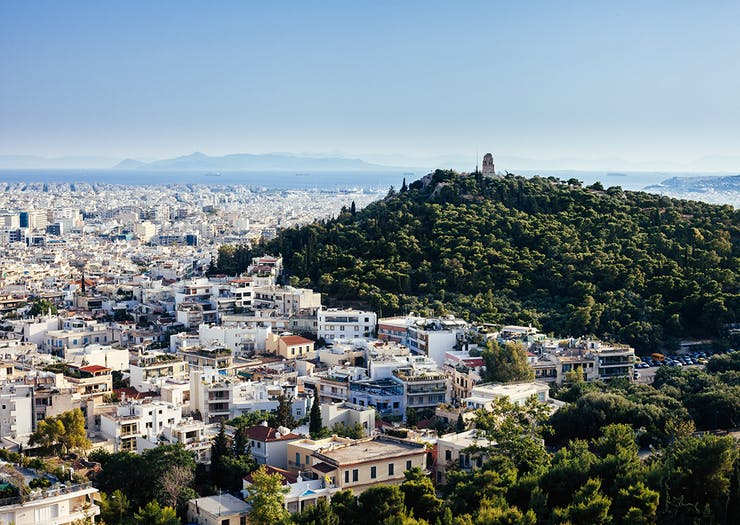 Four Neighbourhoods To Check Out In Athens That Aren't Syntagma