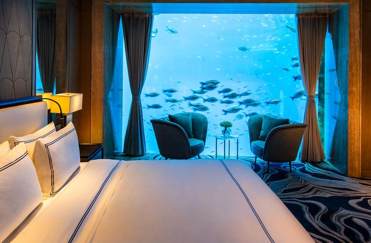 neptune suite at atlantis the palm
