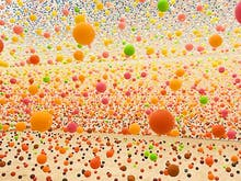 This Sydney Exhibition Is Made Up Of 50,000 Rainbow Balls