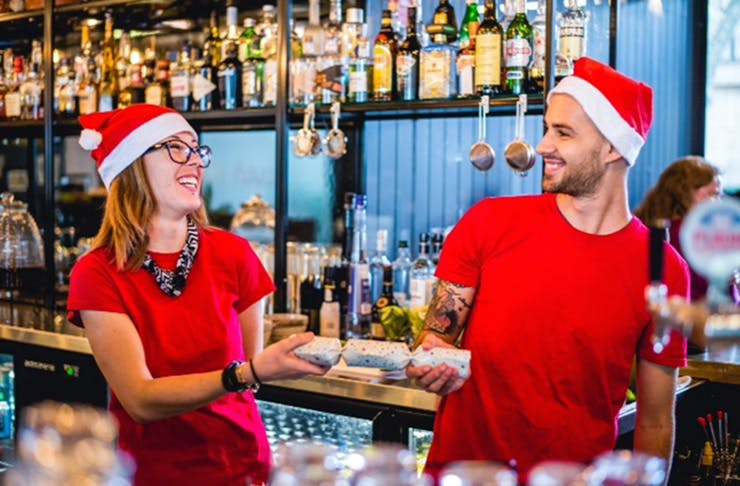 Perth's Best Christmas Day Nosh-Ups