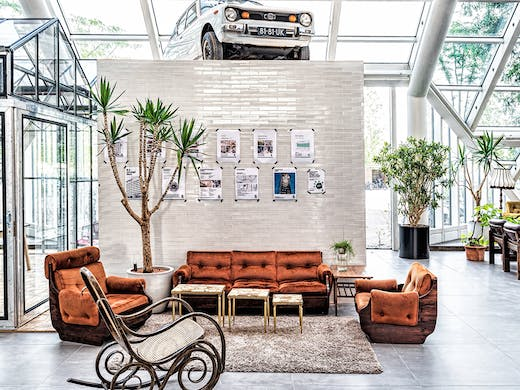 Where To Find The Coolest Co-Working Spaces Around The World