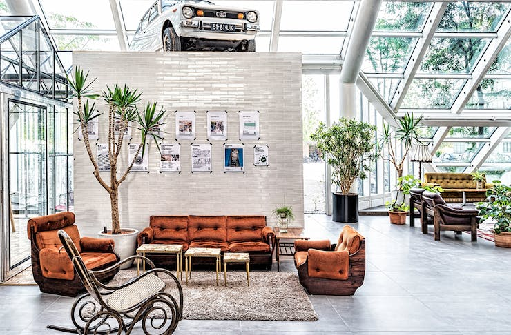 coolest coworking spaces