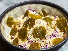 This Cypriot Marketplace-Inspired Restaurant Is Going Completely Vegetarian For A Day