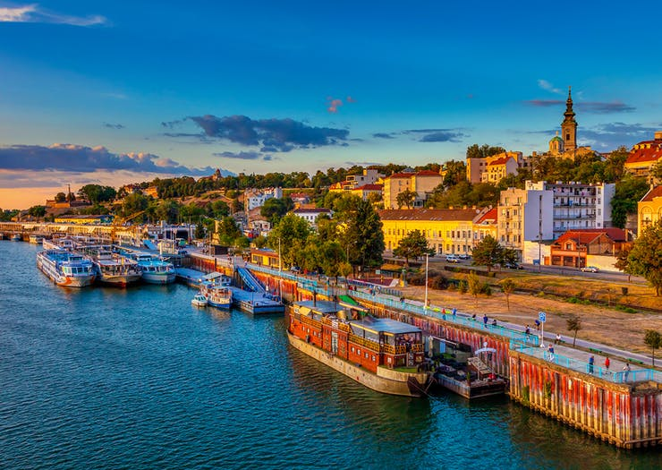 Check Out These 9 Epic Ways To Tackle Belgrade Solo