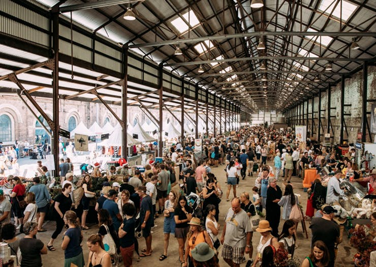 8 Of The Best Markets To Check Out This December
