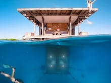 Plunge Into 5 Of The Most Unbelievable Underwater Hotels In The World